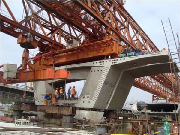 Segmental Launching Gantry2