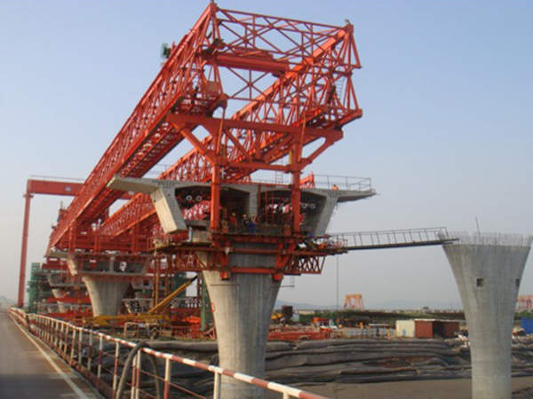 Segmental Launching Gantry3