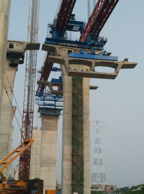 Segmental Launching Gantry4